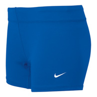 nike performance game girl's short