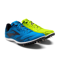 brooks mach 18 mens xc spike