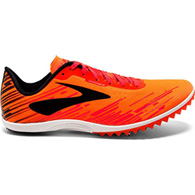 brooks mach 18 men's xc spike