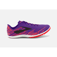brooks mach 18 xc spikeless women's