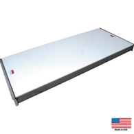 stainless steel lj tray w/20