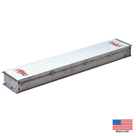 stainless steel lj tray w/ 8