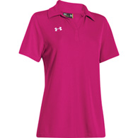 ua performance team women's polo