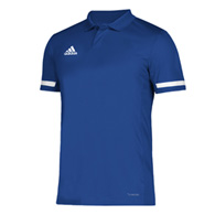 adidas team 19 men's polo