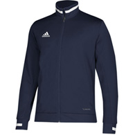 adidas team 19 men's track jacket