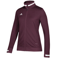 adidas team 19 women's track jacket