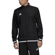 adidas team 19 woven men's jacket