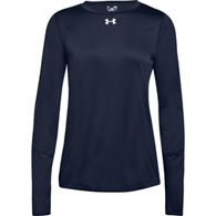 ua w's locker tee ls 2.0