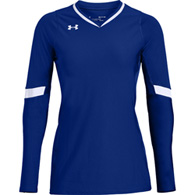 under armour powerhouse l/s jersey