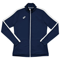 asics tricot ladies warm-up jacket