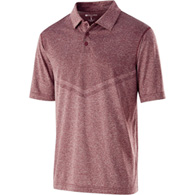 holloway seismic men's polo