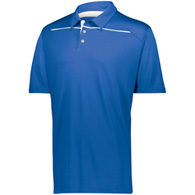 holloway defer men's polo