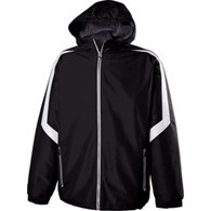 holloway youth charger jacket