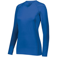 high five truhit l/s ladies jersey