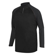 augusta record setter men's 1/4 zip