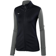 mizuno horizon youth full zip jacket