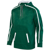 augusta stoked tonal heather hoody