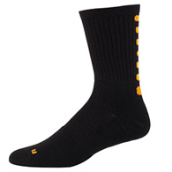 augusta color block crew sock