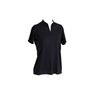 adidas climacool 1/4 zip polo