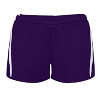 badger stride ladies short