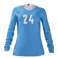 nike digital vapor elite l/s jersey