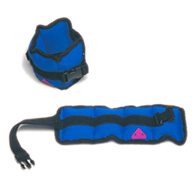 water ankle weights 3 lbs.