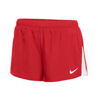 nike breathe race day women's short