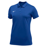 nike stock s/s women's polo
