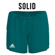 adidas custom women's split short