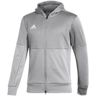 adidas team issue full zip men's jacket