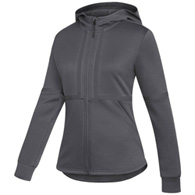 adidas team issue full zip womens jacket