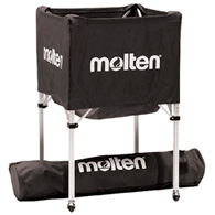standard ball cart - black