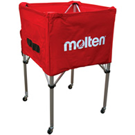 standard ball cart - red