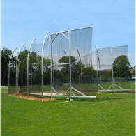 aae ncaa/iaaf single pad h/d cage