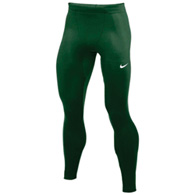 nike stock full length men's tight