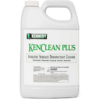 athletic surface disinfectant cleaner