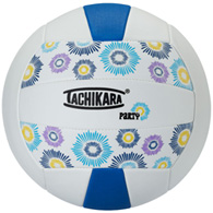 tachikara party print volleyball