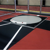 aae premier indoor throwing platform
