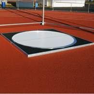 aae premier outdoor throwing platform