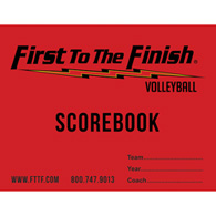 volleyball scorebook