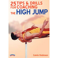 25 tips & drills: coaching high jump
