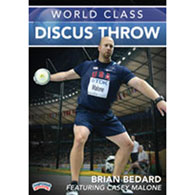 world class discus throw