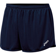 asics rival 1/2 split short men's