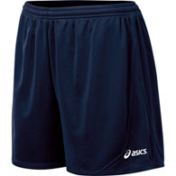 asics rival short women's