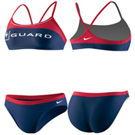 nike guard sport top 2pc