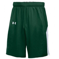 ua fury women's basketball short