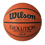 wilson womens evolution game ball 28.5