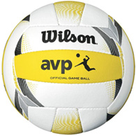 wilson avp ii game volleyball