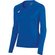 asics circuit 8 warm-up long sleeve