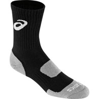 asics team performance crew sock